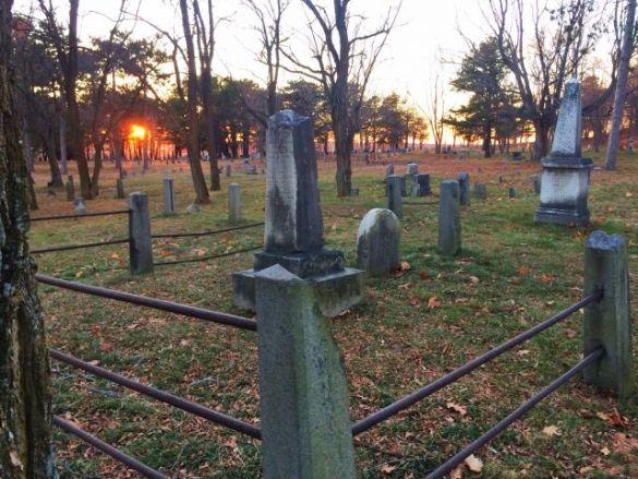 PortlandME Historic Western Cemetery