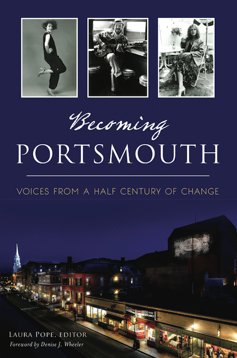 Becoming Portsmouth book