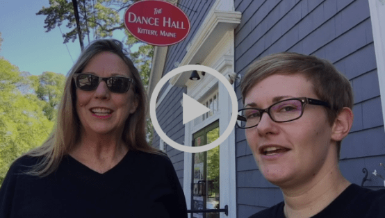 The Dance Hall Kittery Sounds from the underground