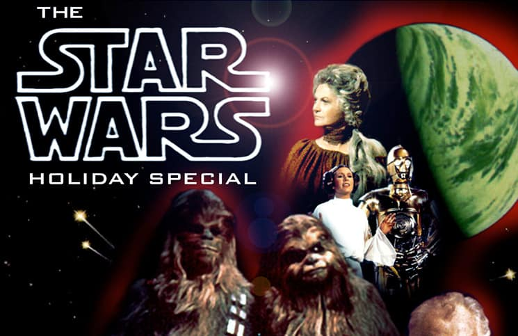 Video Vault The Star Wars Holiday Special