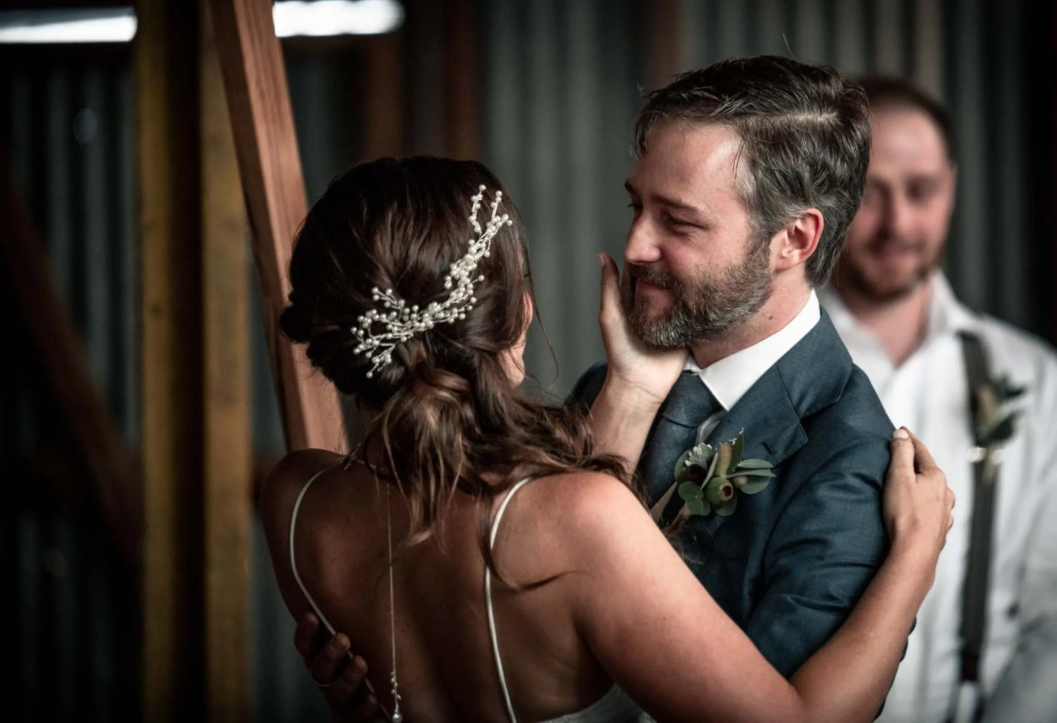 Toby & Pieter Oberon Wedding