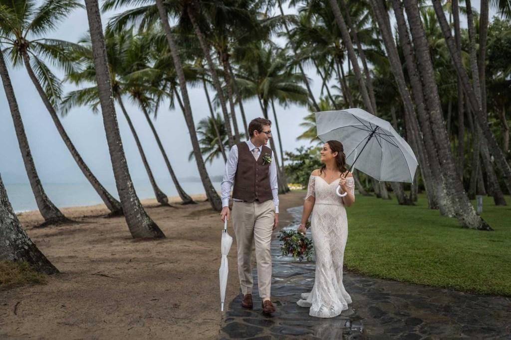 Palm Cove Wedding Reception at Nu Nu