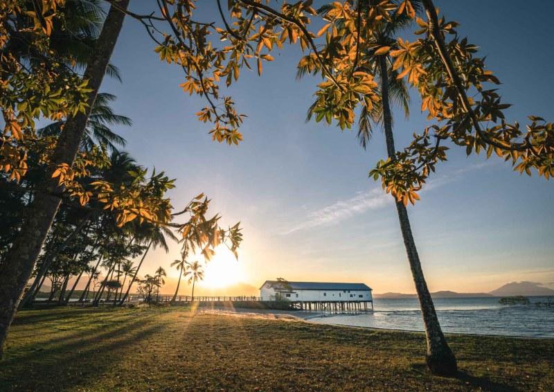 Port Douglas Sunset in Autumn