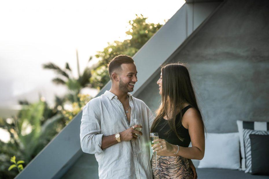 Secret Proposal Engagement Photography Port Douglas