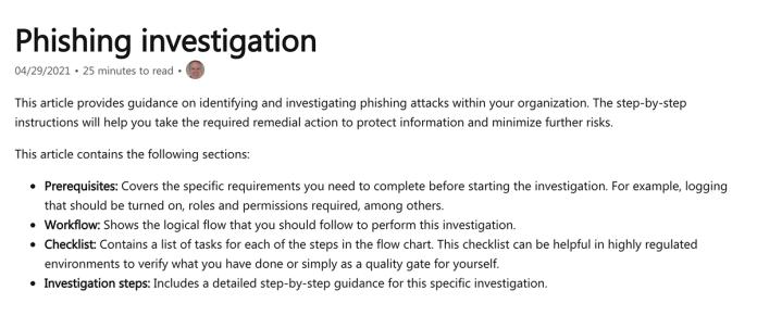 aa31 article phishing screenshot