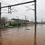 Inundações ainda condicionam circulação