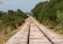 Descarrilamento na fronteira de Elvas
