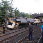 Acidente mortal no comboio Celta Vigo – Porto