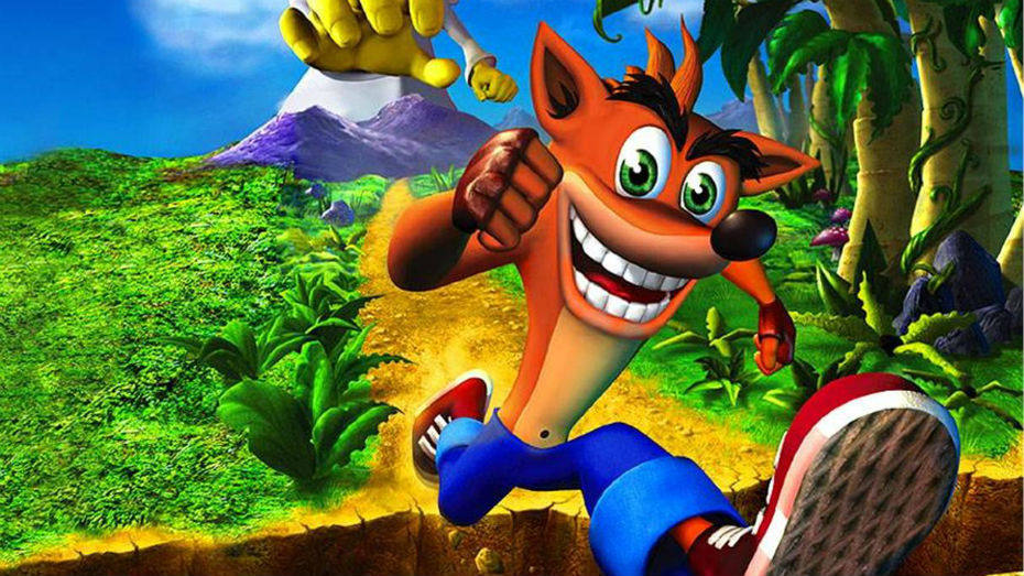 Crash Bandicoot N. Sane Trilogy chegará ao Xbox One!
