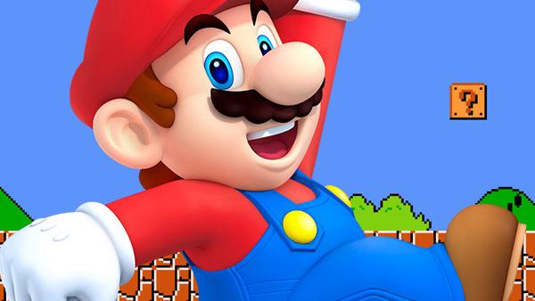 Segundo a Nintendo, Mario já não é um canalizador