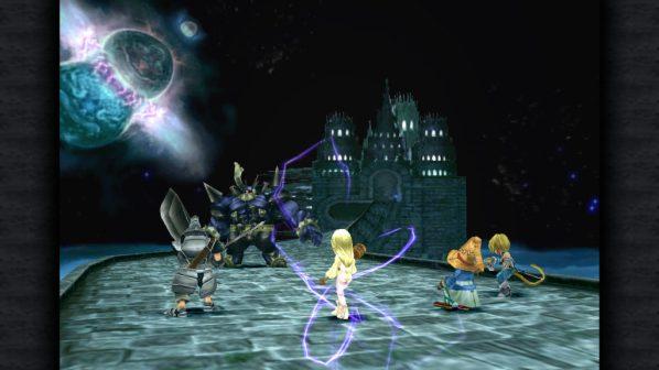 O sistema de combate de Final Fantasy está perfeito neste jogo