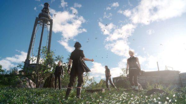 Estaremos prestes a receber outra aventura ao nível de Final Fantasy VII,IX e X?