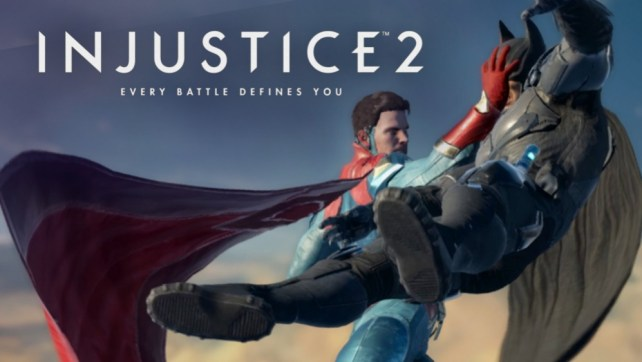 Já é possível registarem-se para a beta online de Injustice 2