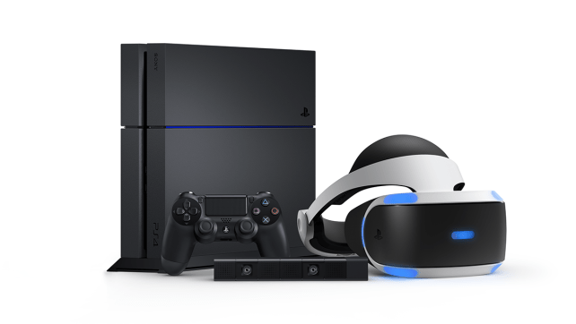 PlayStation VR recebe seis novos títulos