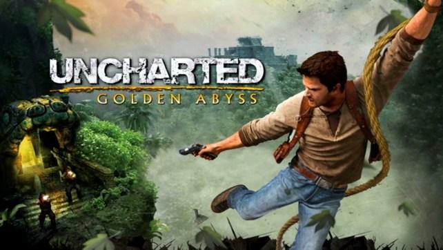 Naughty Dog diz que Uncharted: Golden Abyss na PlayStation 4 é possível
