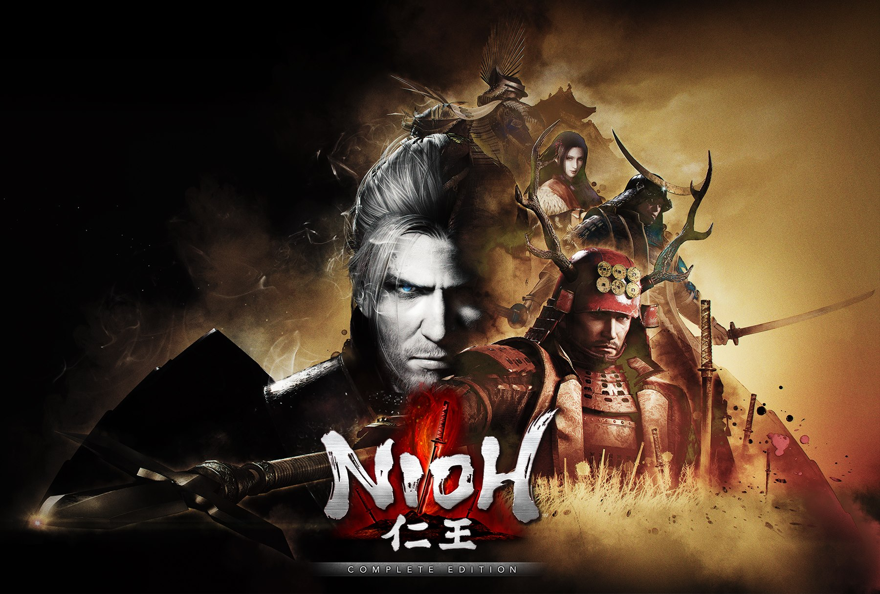 Complete Edition a caminho do PC via Steam — Nioh