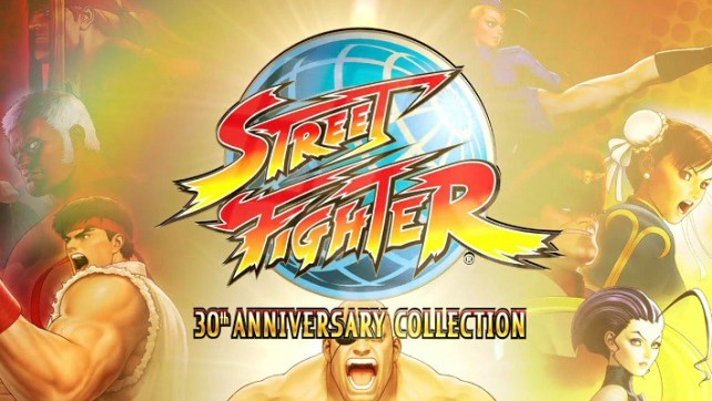 Street Fighter 30th Anniversary Collection anunciado para PS4, Xbox One, Switch e PC
