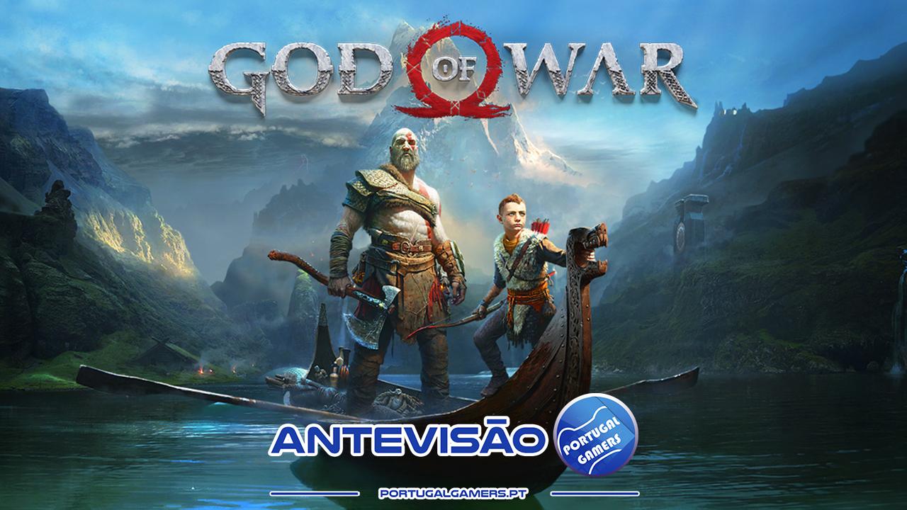 God of War 4: Jogo recebe propaganda de TV