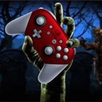 Nintendo Switch Halloween