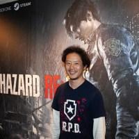 Tsuyoshi Kanda Resident Evil 2