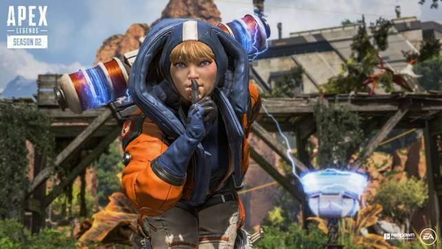 Nova Legend Rampart em Apex Legends Season 6 – Boosted
