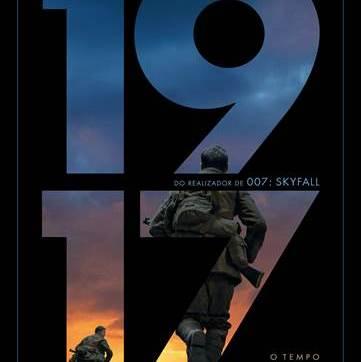 Filme '1917' estreia a 23 de janeiro 2020 nos cinemas nacionais