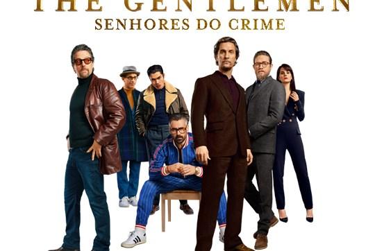 "Passatempo Antestreia – ""The Gentlemen: Senhores do Crime"" (VENCEDORES)"