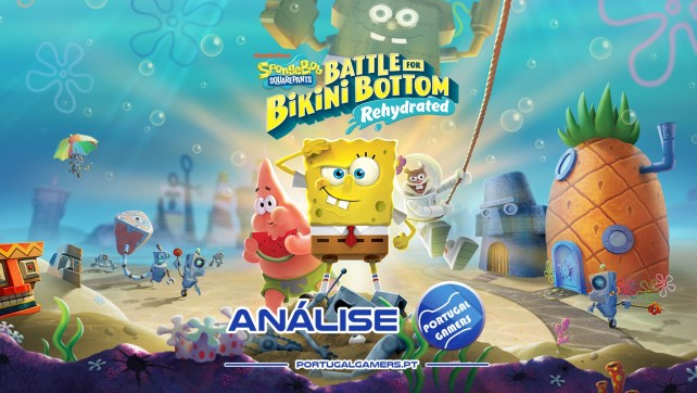 SpongeBob SquarePants: Battle for Bikini Bottom – Rehydrated – Análise