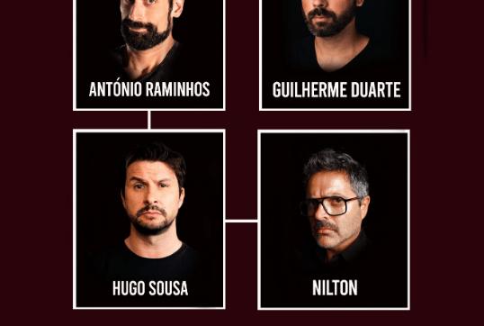 """Stand-up comedy com 2ª data espetáculo """"Ajuntamentos"""" a 16 de Outubro em Leiria"""