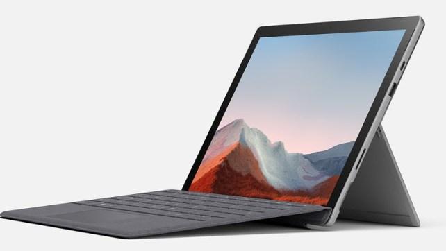 Microsoft apresenta o Surface Pro 7+ for Business