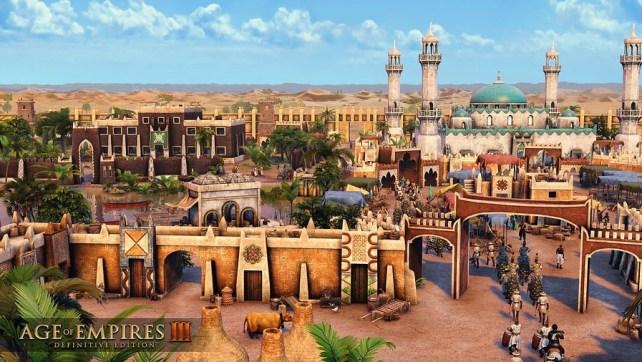 Age of Empires III: Definitive Edition – The African Royals DLC Disponível Agora