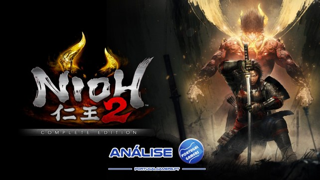 Nioh 2 – The Complete Edition (PC) – Análise