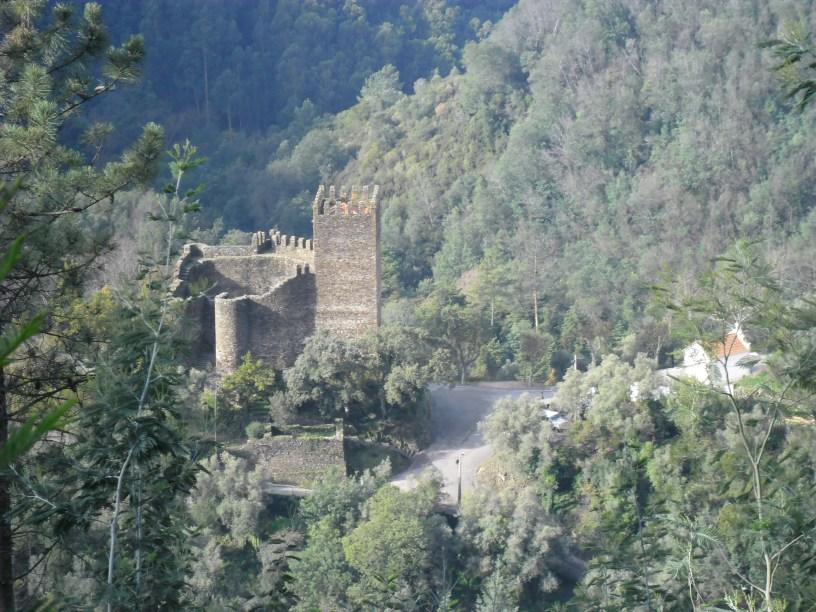 Arouce castle