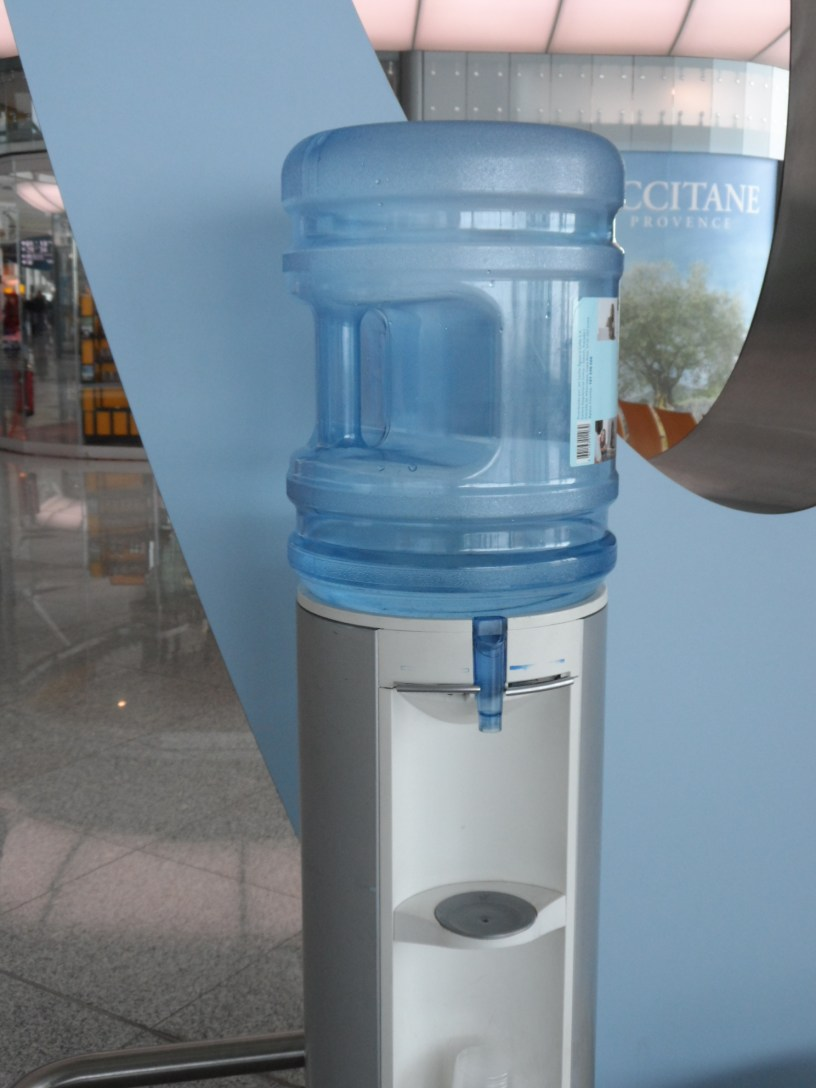 I think all airports should provide these.