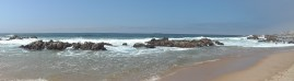 The next day a trip to the beach o the outskirts of Porto