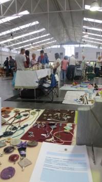 and I did the monthly Market at Miranda do Corvo.