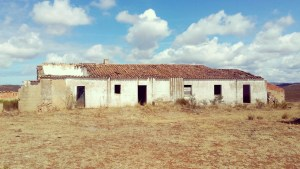 Abandoned farm portugal