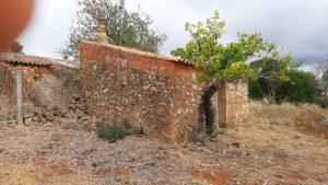 Terrain with armazen Barao de sao joao nr.2