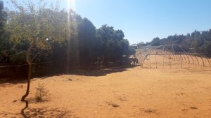 Cleared land in Barao de sao joao