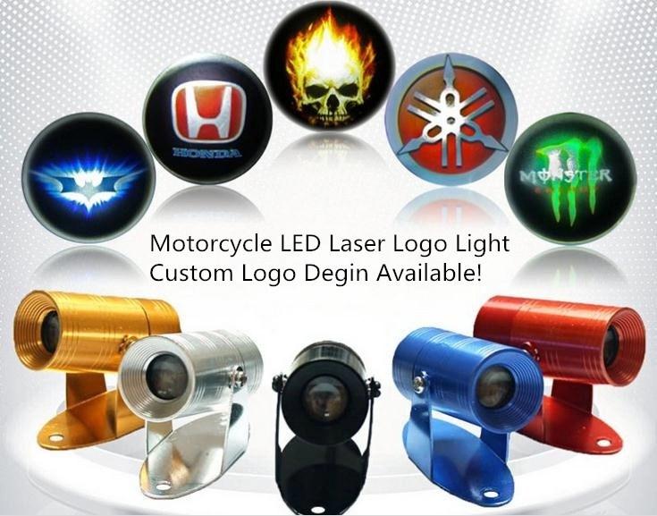 Led Light Logo Design