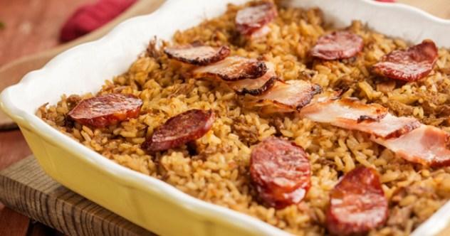 Arroz de Pato - Duck rice
