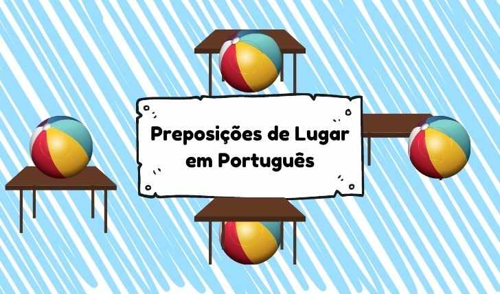 portuguese prepositions of place