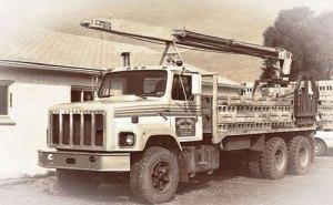 Portville Concrete Truck