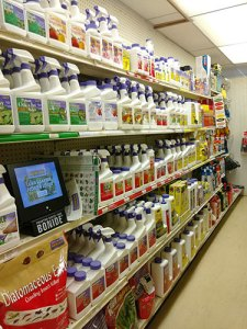 Photo of Lawn and Garden Supplies available at North Pro Hardware