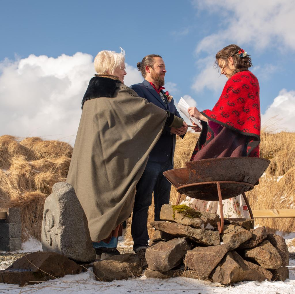 Our Viking Wedding In Iceland Port Wine Amp Adventure