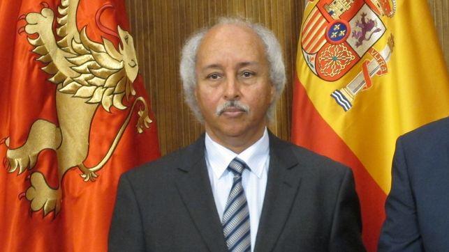 Brahim Mojtar en una imagen de archivo.