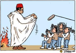 Marruecos expulsa observadores