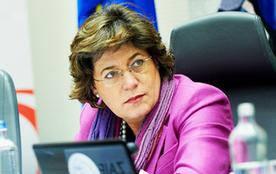 Eurodiputada Ana Gomes