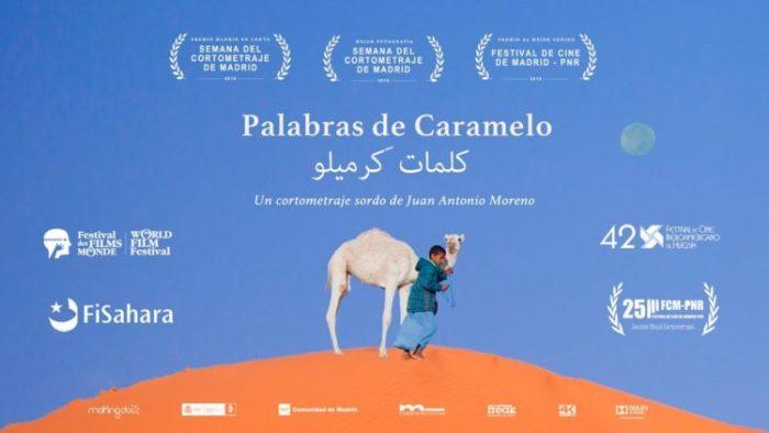 'Palabras de Caramelo' candidata premios goya