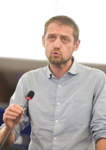Florent Marcellesi, ha pedido a la Comisión Europea respeto a la sentencia del Tribunal de Justicia de la UE